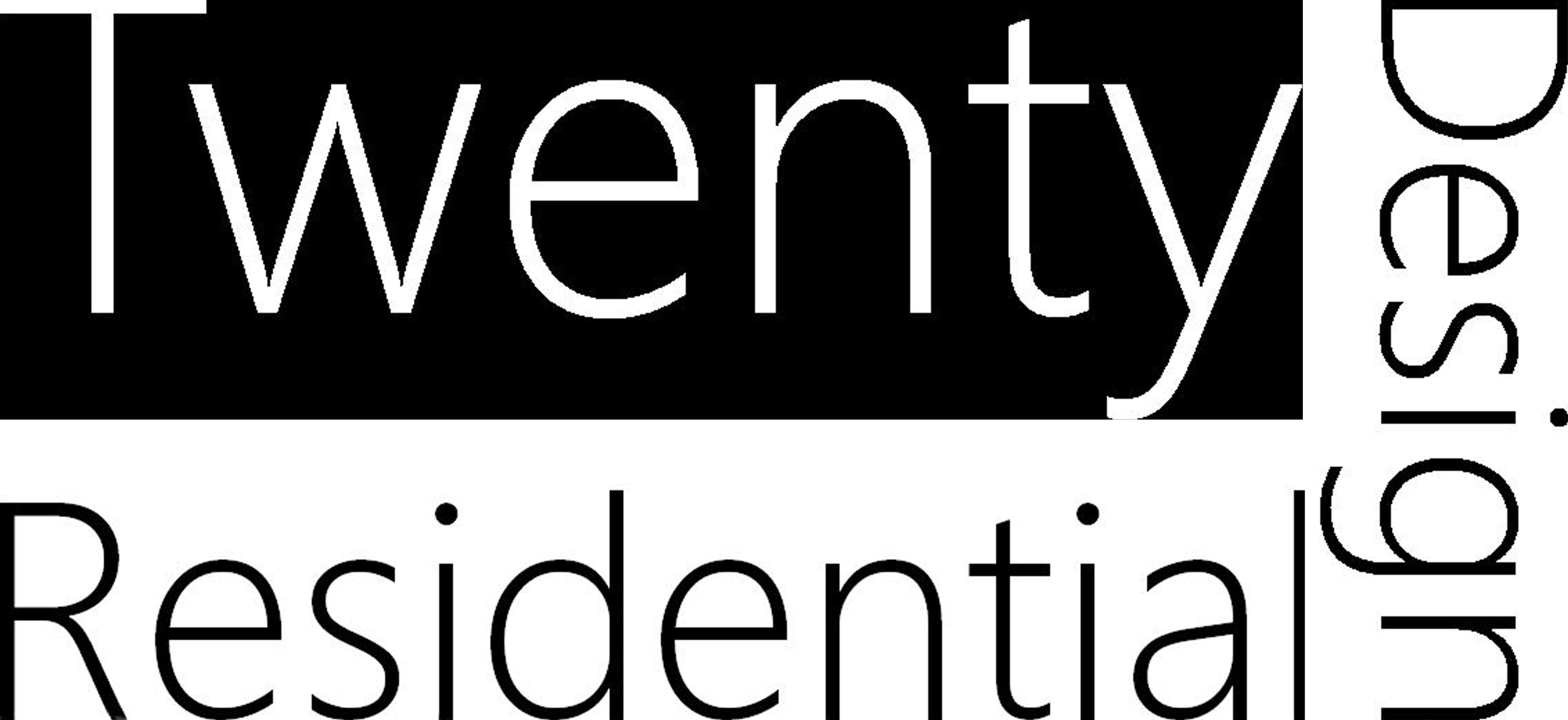 Twenty Residential Design Logo